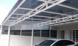 Estrutura metálica para telhado residencial preço