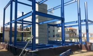 Estrutura metalica para casas preço