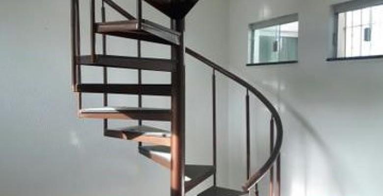 Fabricação de escadas residenciais